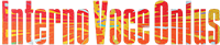 Interno Voce Onlus Logo
